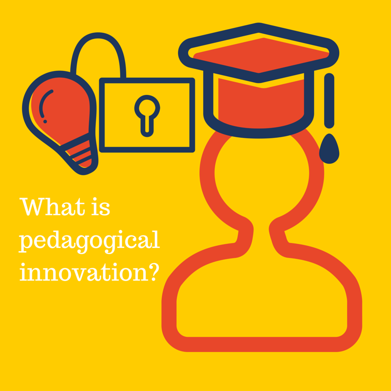 What is pedagogical innovation?