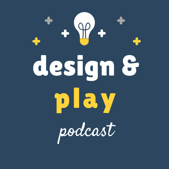 Design and Play – our podcast workflow