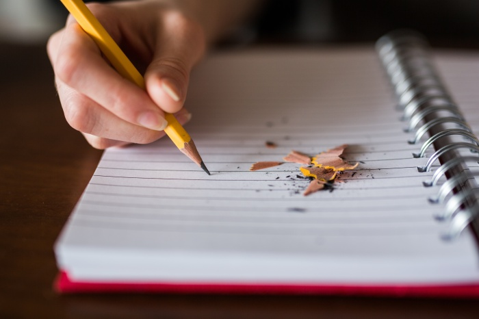 Four strategies to help you build your writing capacity